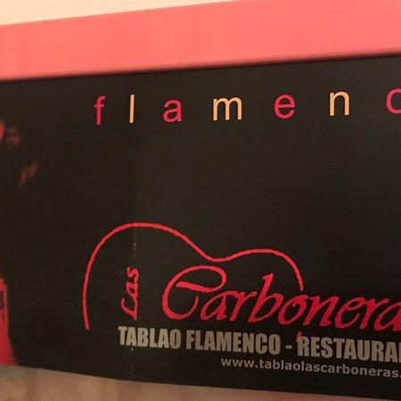 Tablao Flamenco Las Carboneras-bild