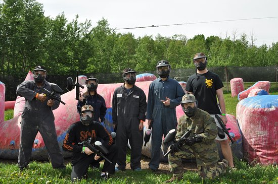 Sylvan Lake Paintball