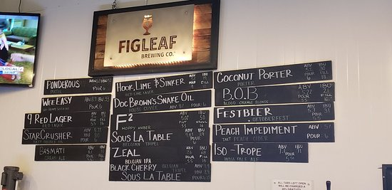 Middletown, OH: FigLeaf Brewing Company