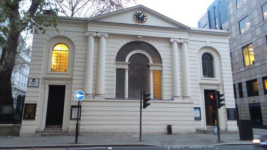 St Botolphs Aldersgate