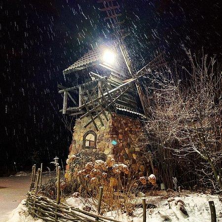 Снегопад ☃️
