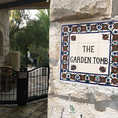 The One At The Garden Tomb