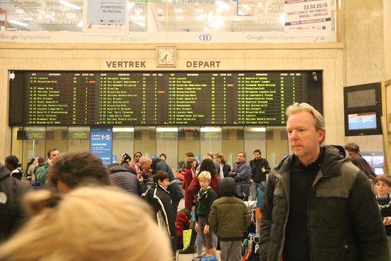 Brussels Central Station: Brüssel - Central Station 3