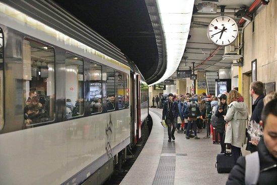 Brussels Central Station: Brüssel - Central Station 4