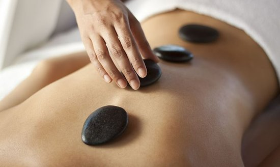 Saint Michael Parish, Barbados: Utilizing smooth, heated stones that are placed on your body, the localized heat warms & relaxes the muscles, allowing the massage therapist to apply deeper pressure.  Increases circulation and promotes relaxation.
