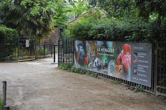 Menagerie du Jardin des Plantes