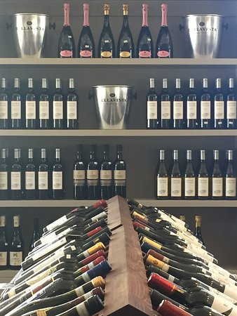 Daniele Puleo's wine selections at retail, not restaurant, prices