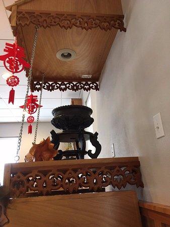 Kirin China Grill: Wall Decor