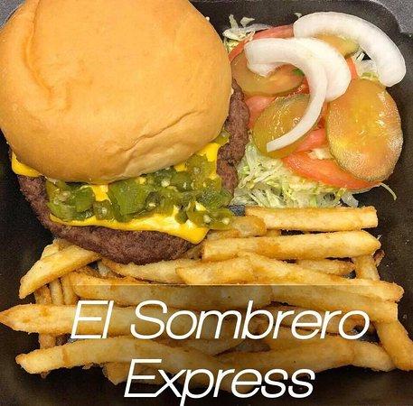 El Sombrero Express