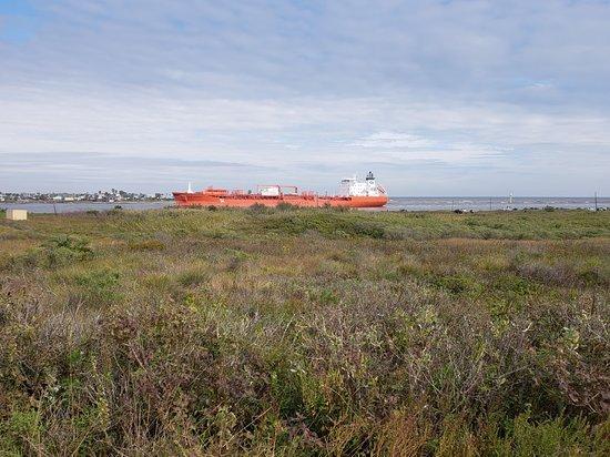 Quintana, Техас: Freightliner
