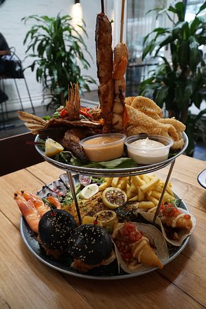Chef's Platter for 2+ (Seafood Tier)