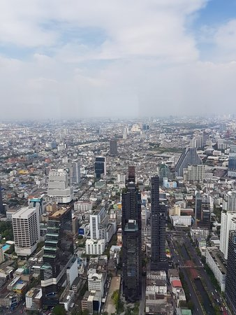 King Power Mahanakhon: Mahanakhon SkyWalk