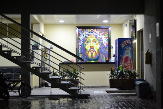 Villeta, Colômbia: Recepcion