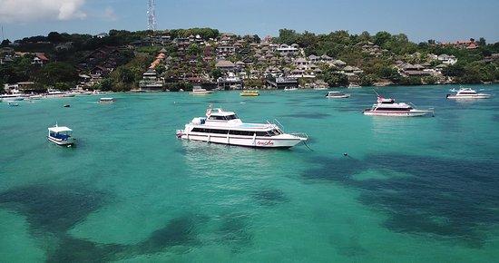 Nacha Fast Boat: Lembongan