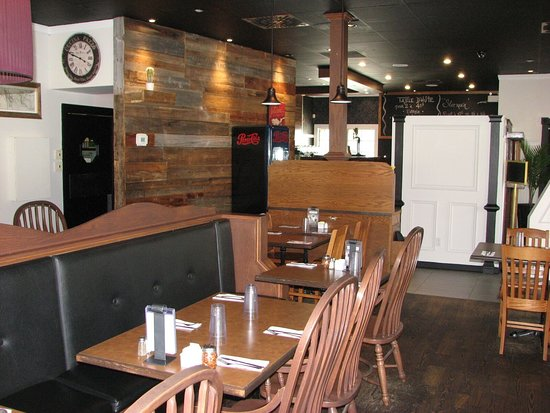Le Ranch Du Spaghetti Sherbrooke Restaurant Reviews Photos Phone Number Tripadvisor