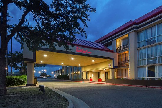Red Roof Inn & Conference Center Lubbock: Twilight per John Reeder