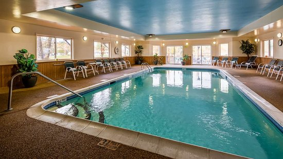 Best Western Saranac Lake: Indoor Pool