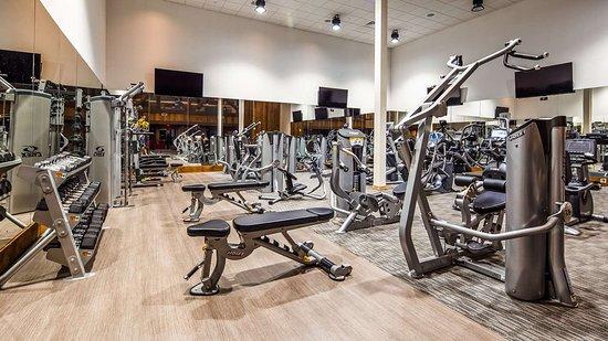 Southbury, Коннектикут: Fitness Center