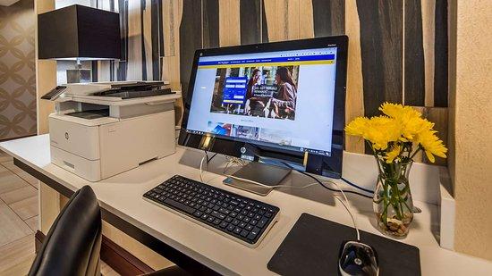 Best Western Plus River Escape Inn & Suites Sylva Cherokee Area: Business Center