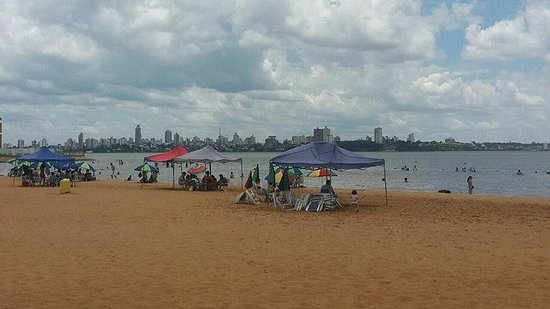Encarnacion, Paraguay: Playa San Jose Encarnación