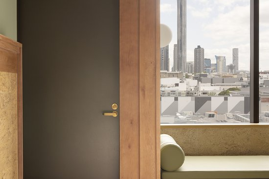 The Calile Hotel: City View room view