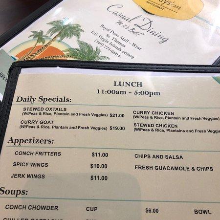 Gladys' Cafe Photo