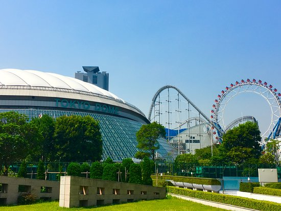 Our guest can go to Tokyo Dome in 10 minutes on foot.