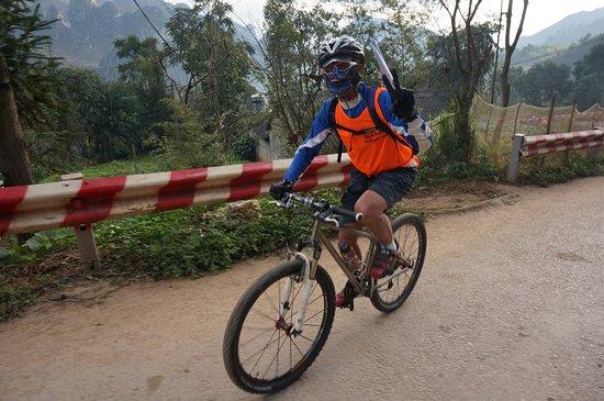 Ha Giang Province, Vietnam: Viet Nam Ha Giang bike by Tour Coach