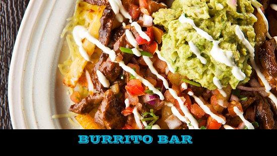 The Burrito Bar SALE: Spicy steak