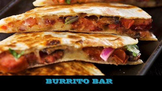 The Burrito Bar SALE: Quesadillas