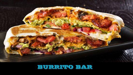 The Burrito Bar SALE: Crispy Wrap