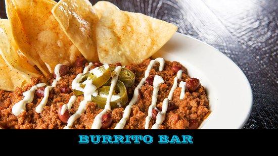 The Burrito Bar SALE: Chilli Bowl