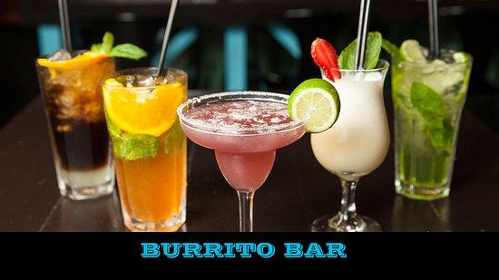 The Burrito Bar SALE: Cocktails
