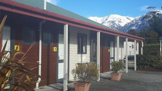 Entrance - Picture of Franz Josef TOP 10 Holiday Park - Tripadvisor
