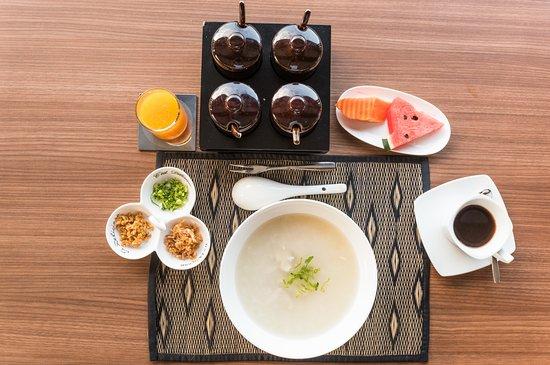 Buffet Breakfast at Soi Dao Restaurant