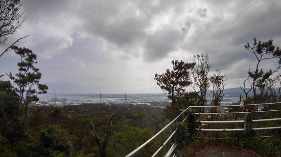 Uruma, Ιαπωνία: 公園からの眺め
