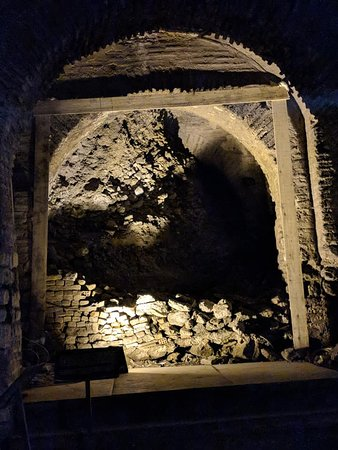 Uncovering the lost history of the cisterns