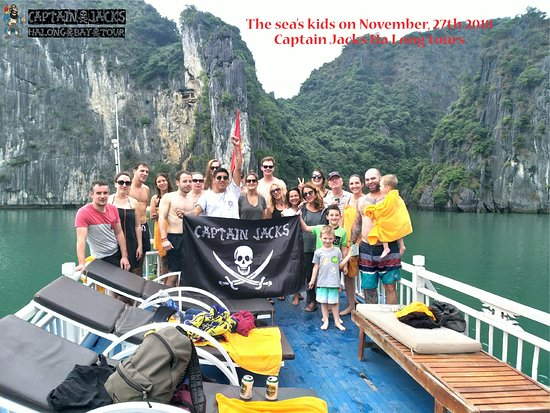 Captain Jacks Ha Long Tours