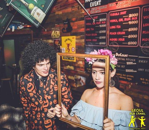Seoul Pub Crawl: 2018 Oct