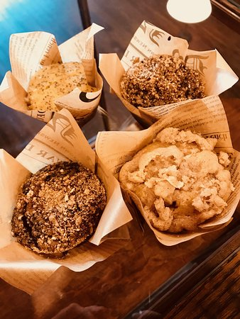 Carterville, Илинойс: Muffins!
