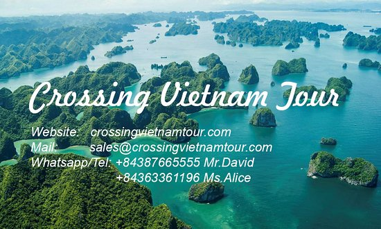 Crossing Vietnam Tour