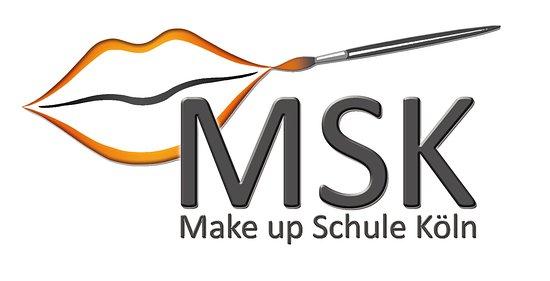 Pulheim, Tyskland: Das Logo der Makeup Schule Köln