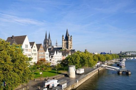 Köln: Tagesausflug ab Frankfurt