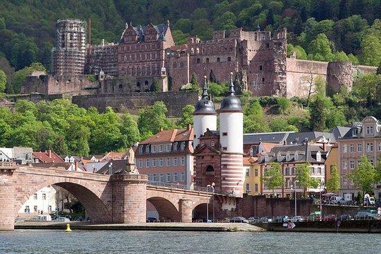 Tour nach Heidelberg und Nürnberg ab...