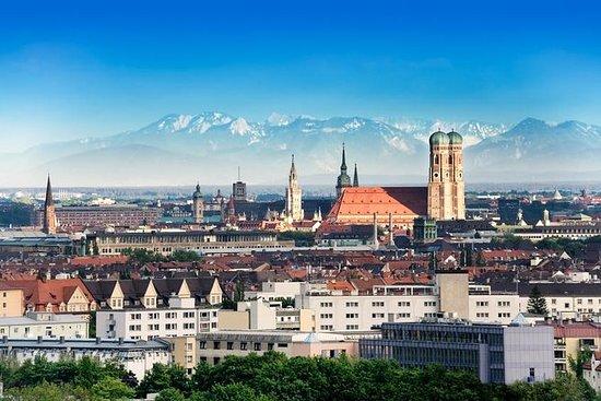 Viagem de um dia para Munique saindo...