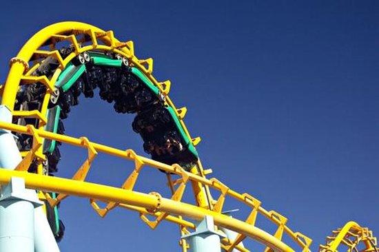 Phantasialand Theme Parkフランクフルトからの日帰り旅…