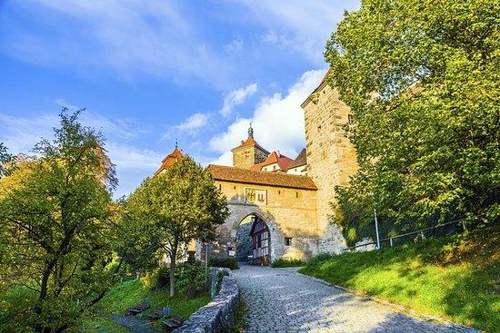 プライベートツアー:フランクフルトからのローテンブルクとロマンチックロードの…