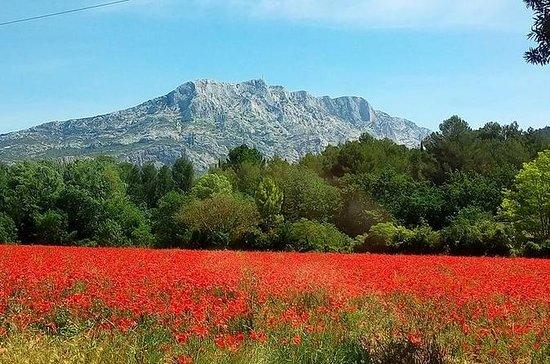 Cotes de Provence vin tur fra...