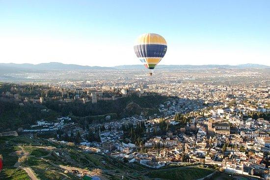 Paseo en globo por Granada