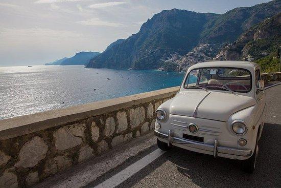 Visite privée: la côte d'Amalfi en...